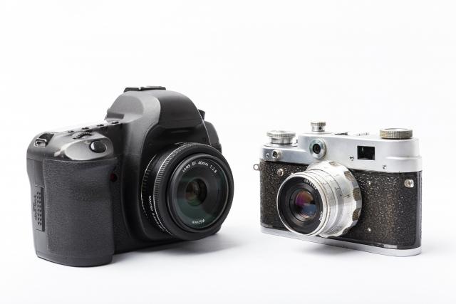カメラ買取種類